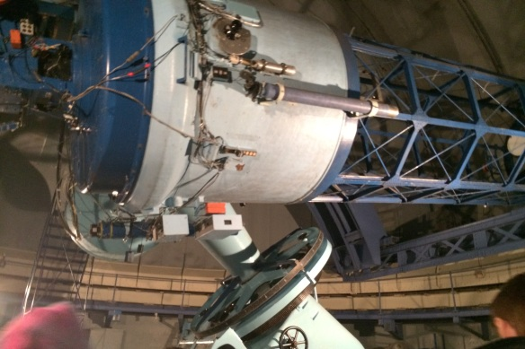 Telescope used at DDO.