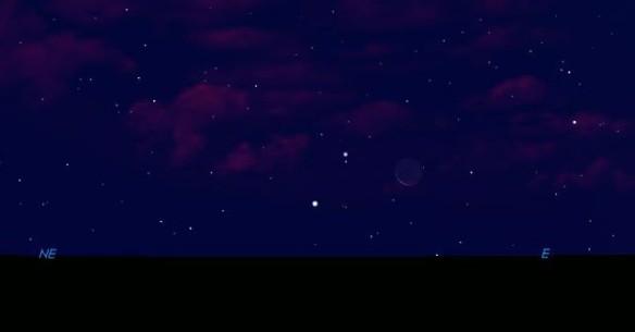 VJM conjunction Aug 23 2014