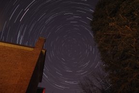 Startrails from my Backyard