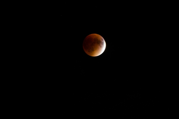 Lunar Eclipse Sept 27